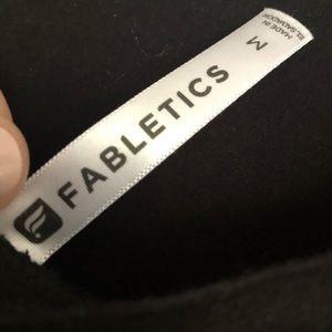 Fabletics Tops - Fabletics Off the Shoulder Scoop Back Tee